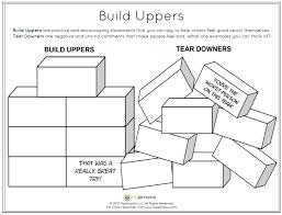 Sportsmanship Worksheets