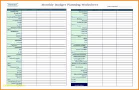 Free Club Dues Spreadsheet Awesome Free Household Bud Spreadsheet