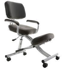 ergonomic low back kneeling chair