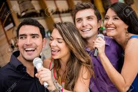 Image result for pictures of people singing