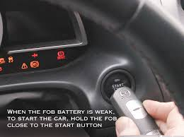 no start issues with push on start
