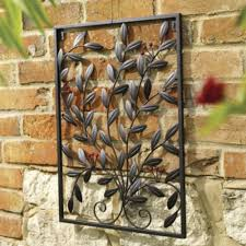 metal ga ideal outdoor wall art decoration and 500x500 sleek
