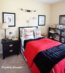 New For The Bedroom For Him Teen Bedroom Reveal Slightly Coastal