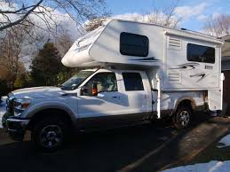 Review of the 6.2 F350 carrying a truck camper, MPG etc - Ford Truck ...