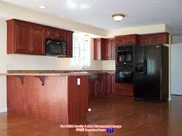 Tile Or Wood Floors In Kitchen Create An Ambient Christmas With Solid Wood Floor Acadian House