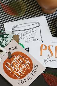 this year we wanted to memorate the day with cute ideas for gifting a starbucks gift card take a k at our past ideas t0o