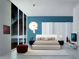 modern bedroom design for teenage girl. Fabulous Design Interior Apartment Bedroom Ideas With White And Blue Color Walls Coalso Modern Master Bed For Teenage Girl