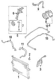 parts com® kia sportage evaporator heater components oem parts diagrams 1998 kia sportage ex l4 2 0 liter gas evaporator heater components