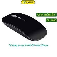 Chuột không gây tiếng ồn 2.4ghz cho laptop pc - Sắp xếp theo liên quan sản  phẩm