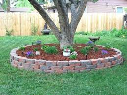 retaining walls around trees landscaping around a tree home design garden architecture retaining wall around tree