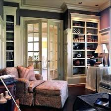 home office french doors. Unique Home Charming Office French Doors Home Study  Design With With Home Office French Doors