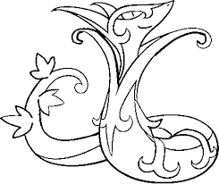 Small Picture Pokemon Legendary Coloring Pages Free Emolga pokemon coloring