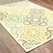 yellow floor rug grey and area gray rugs