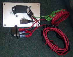 cj i ignition mod and wiring harness repl off road junkyardgenius com igniti heistand01 gif