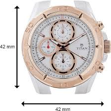 lowest price for titan octane analog watch for men silver rose titan octane analog watch for men silver rose gold price in kozhikode