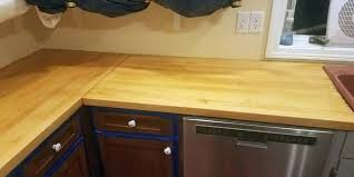 countertop refinish our projects maine wood floors flooring experts in midcoast maine