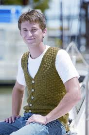 Mens Vest Pattern Free Amazing Decorating Ideas