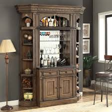 Parker House ARI B DISPLAY Aria Library Collection Bar & Hutch w