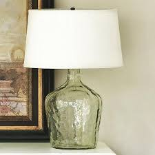 recycled glass lighting. Bordeaux Table Lamp - Ballard Designs Recycled Glass Lighting L