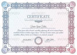 certificate frame vintage diploma by pushkarevskyy graphicriver certificate frame vintage diploma borders decorative