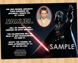 Star Wars Birthday Invitation Template Simplish Info
