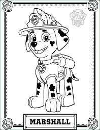 Coloring Pages Chase Paw Patrol Free Coloring Pages New Rocky And