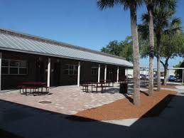 oudoor patio area riverdale high school 01