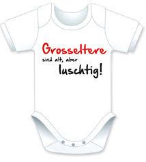 Grosseltere Babybody Geschenkexpressch