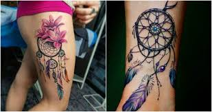 Meaning Behind Dream Catcher Tattoo Interesting 32 Dreamcatcher Tattoos To Gain Protection Design