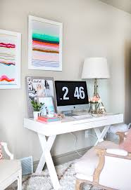 home office world. Fashion Blogger\u0027s Home Office 9 World I