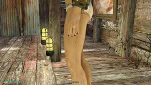 Glorious Female Nude Beautiful Nails Mod Manicures at Fallout 4.