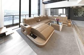 Luxury Sectional Leather Sofa Jacksonville Xl Led Genuine