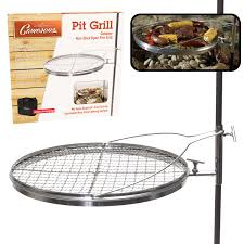 5 Swing Fire Pit Fire Pit Grill From Camerons Products