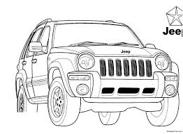 jeep coloring pages jeep coloring pages safari jeep colouring pages