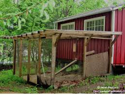Chicken Coop Roof Design Guide To Designing The Perfect Chicken Coop