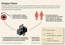 applied genetics designer babies