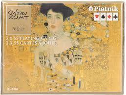 Piatnik Spielkarten Klimt - Adele - From Austria Onlineshop