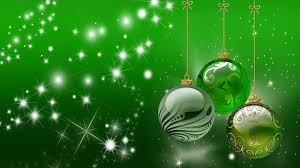 Green Holiday Backgrounds 6895413
