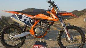 2018 ktm motocross bikes. contemporary bikes 2018 ktm 250sxf  dirt bike magazine inside ktm motocross bikes