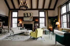 Tour The Spectacular Renovation Of The Designers Show House - Show homes interior design