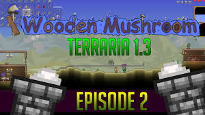 Terraria 1.3 Expert Mode - Episode 2 - Chimney Thief - YouTube