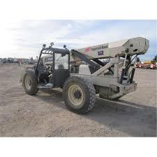 Ingersol Rand Forklift 2002 Ingersoll Rand Vr 843 Telescopic Forklift