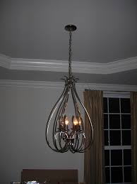 decorations creative design for cool light fixtures with many mini lamps and slim iron foundation
