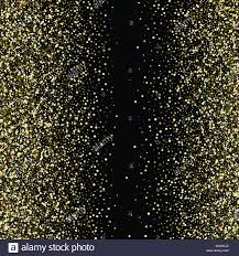 Vector gold glitter confetti pattern on ...