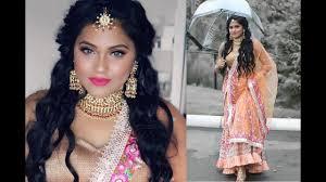 party makeup using kryolan pancake grwm full glam desi makeup indian desh stan