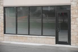 commercial door commercial window