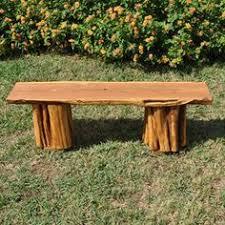 natural wood bench. Modren Wood Outdoor Natural Cedar Wood Bench Benches Beds Rustic Bench  Garden In A