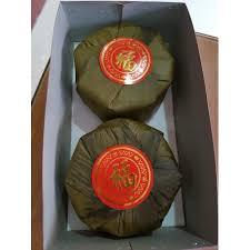 Kue keranjang atau nian gao mempunyai peranan penting pada hari raya imlek. Dodol Cina Kue Keranjang Sin Lok Yen Bungkus Daun Pisang Shopee Indonesia