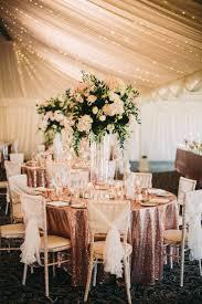 Ian Stuart Pracatan Ruffle Wedding Dress & Rosewater Twobirds gowns for a  Classic Wedding at Villa Levens. Tall Wedding CenterpiecesWedding  TablesWedding ...