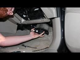how to install replace blower motor w fan toyota tacoma how to install replace blower motor w fan toyota tacoma